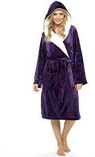 Luxury Ladies Dressing Gown