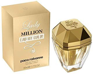 Lady Million My Gold